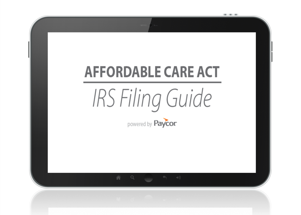 ACA IRS Filing Guide
