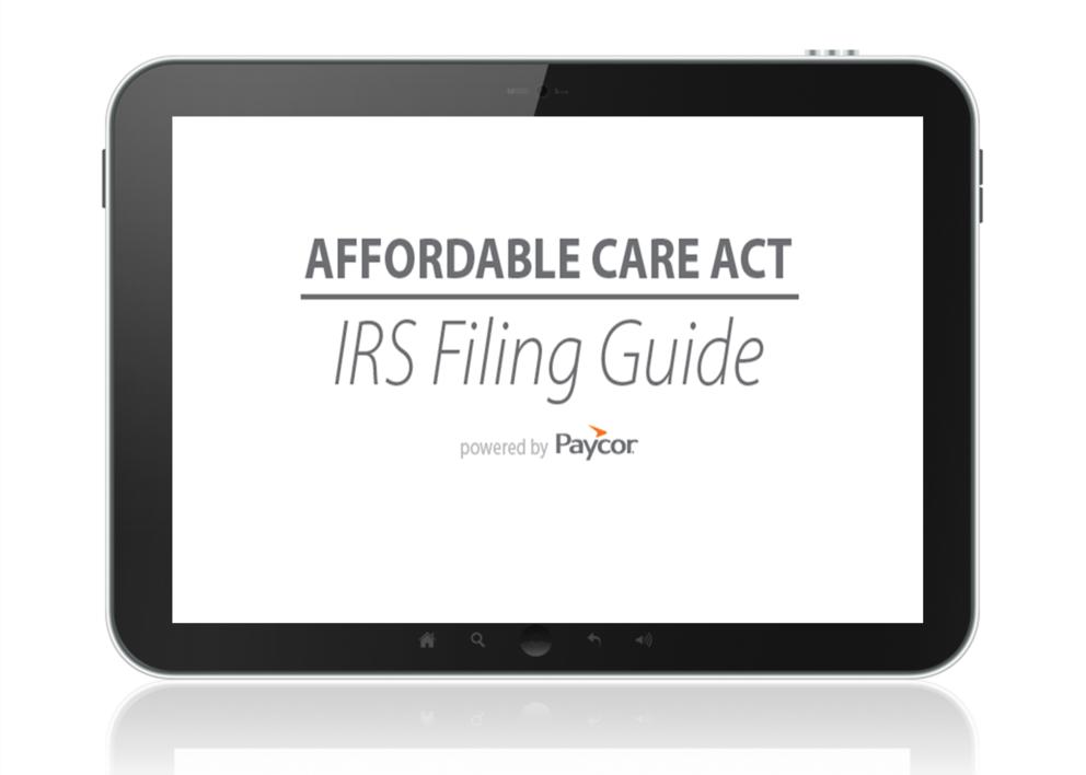 ACA IRS Filing Guide