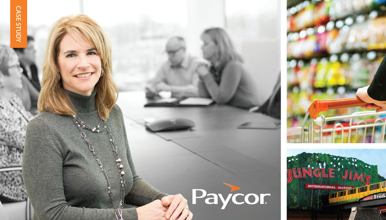 Case Study: Paycor and Jungle Jim's Navigate the Complexities of the ACA