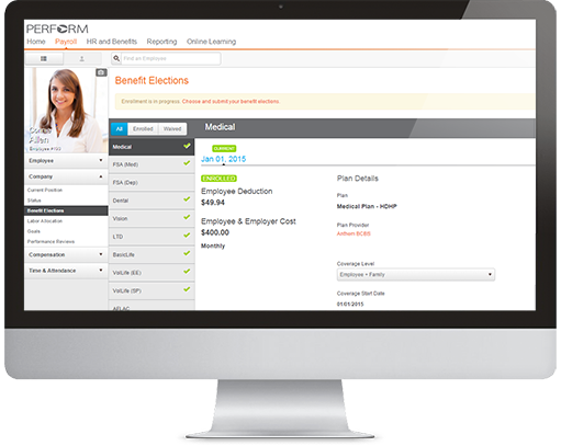 Hr And Payroll Solutions For Large Businesses Paycor