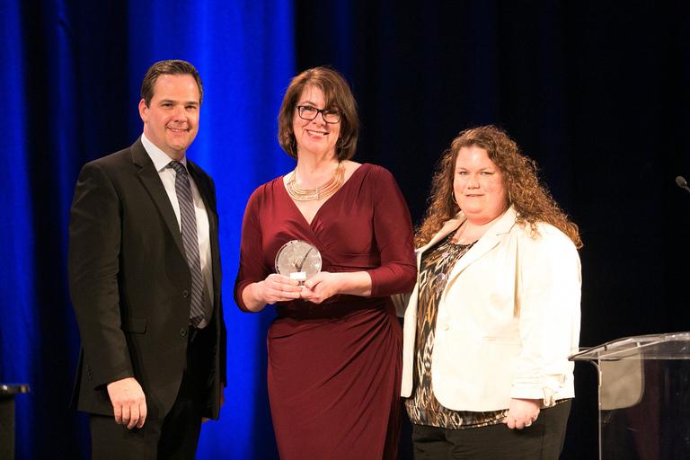 Paycor Wins 2016 Stevie® Award for Sales and Customer Service at International Gala