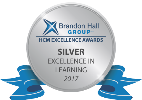 Silver learning award 2017