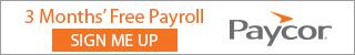 3 months' free payroll