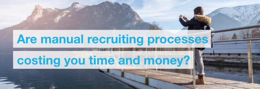 Find time to lead hr efficient recruiting