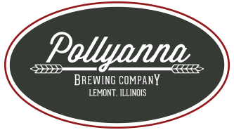 pollyanna brewing company logo