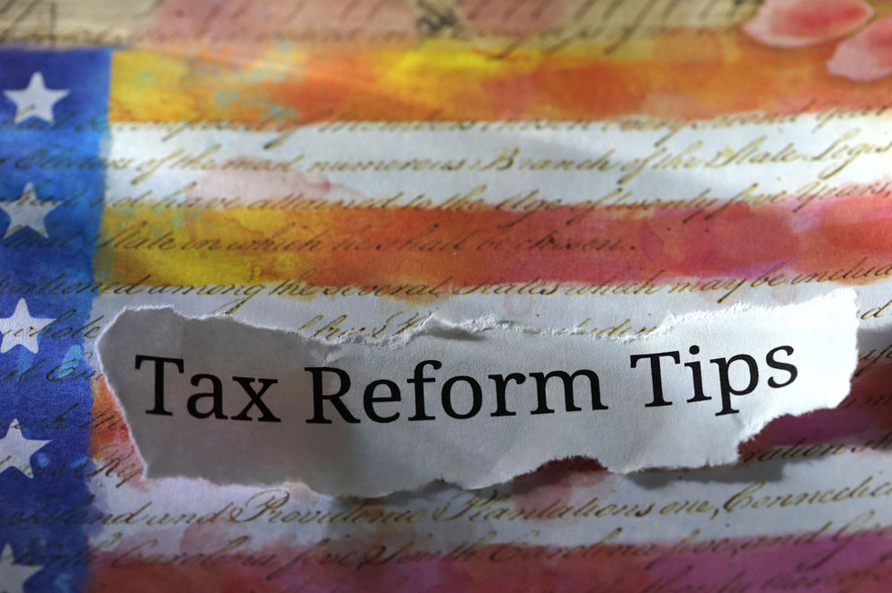 Tax reform tips