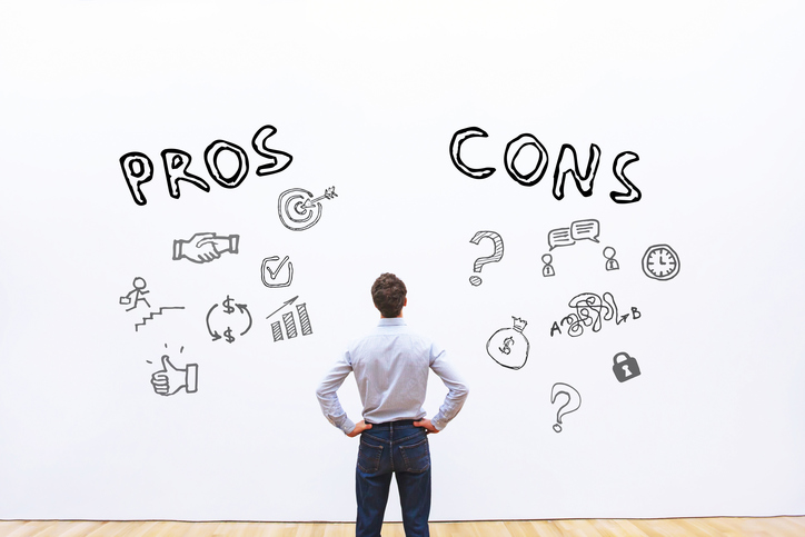 pros and cons peo company