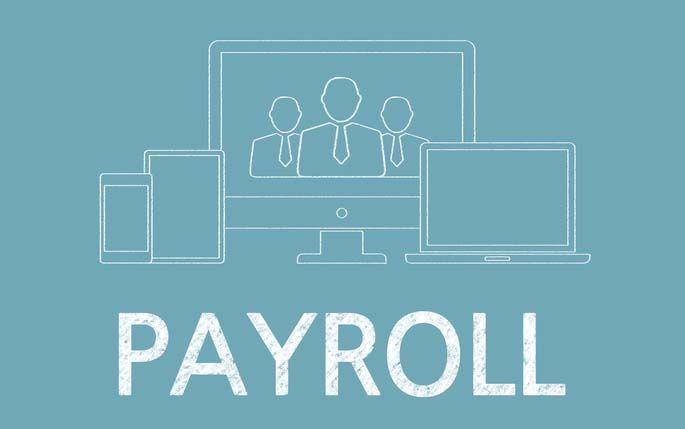 Payroll processing company